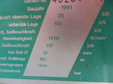 1991 KMB SW 3