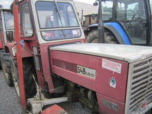 Used Steyr 548 H in