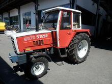 1980 Steyr 8070 FS