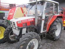 Used 1989 Steyr 8055