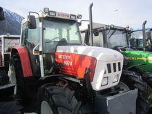 Used 1996 Steyr 9078