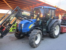 2008 New Holland T4020 DeLuxe