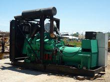 Planta Electrica 938 KVA 750 KV