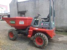 Mini-dumper Ausa 350 AHG