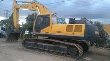 Excavador Hyundai Robez 330 LC-