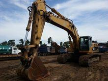 Excavadora caterpillar 345 C 20