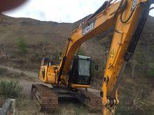 Excavadora JCB, modelo JS200, a