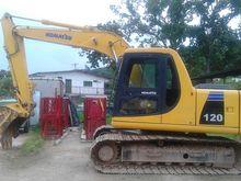 Excavadora Komatsu PC 120-6