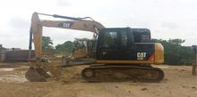 Excavadora Caterpillar 312DL 20