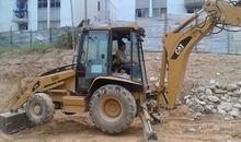 Retro-Excavadora Caterpillar 41