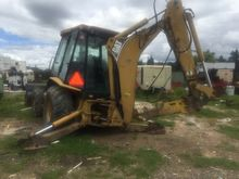 Retrocargador caterpillar 420D