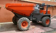 Mini-Dumper Ausa 2007