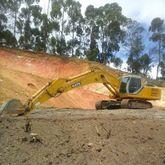 Excavadora KATO 1430-lll .