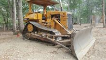 Bulldozer Caterpillar D5H 1988