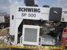 Bomba de Concreto Schwing 500 2