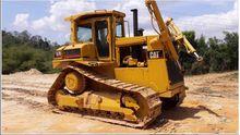 Bulldozer C aterpillar D7H 1988