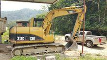 Excavadora Caterpillar 312CL 20