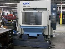 Used OKK HM-40 CNC i
