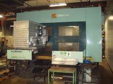 KURAKI KHM-125 CNC