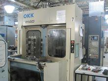 Used OKK CNC in Los