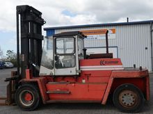 1999 Kalmar DCD120-12