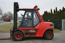 2007 Linde H80D/900-03