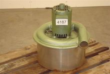 Cissell 35K14X118 Vacuum units