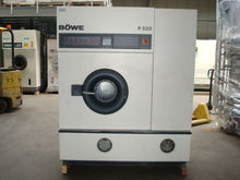 1989 BÖWE P 520 c Dry cleaning