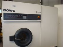 1989 BÖWE P 525 c Dry cleaning