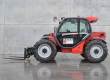 2011 Manitou MLT 634