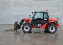 2013 Manitou MLT 627