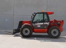 2012 Manitou MLT 845