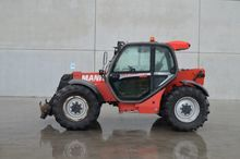 2009 Manitou MLT741