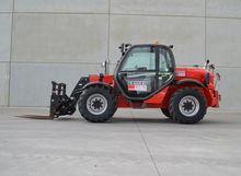 2015 Manitou MLT 629