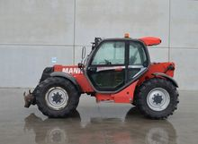 2009 Manitou MLT 741