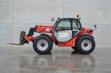 Used 2010 Manitou MT