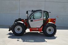 2017 Manitou MLT 737-130 PS +