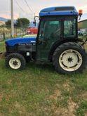 2004 New Holland TN75V Vineyard