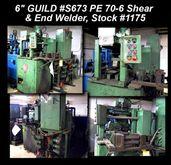 6″ GUILD #S673 PE 70-6 Shear &