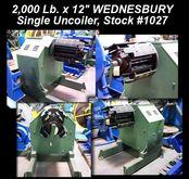WEDNESBURY MACHINE CO 2,000 Lb.