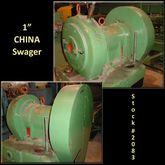 CHINA 1″ Swager