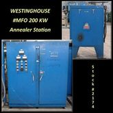 200 KW WESTINGHOUSE Tube Anneal