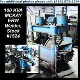100 KVA MCKAY ERW Welder #1524A