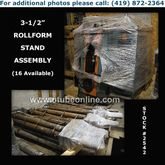 3-1/2″ Shaft x 44″ Wide Rollfor