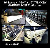 Used 16 Stand x 1-3/