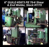 """GUILD S673 PE 70-6 6"""" Shear & E"""