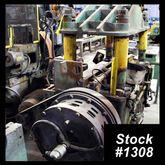 50 Ton x 5″ YODER #P-50, 4-Post