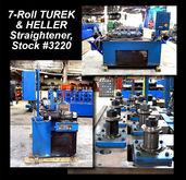 TUREK & HELLER 7-Roll Straighte
