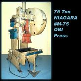 "1967 NIAGARA M-75 75 Ton x 5"" P"