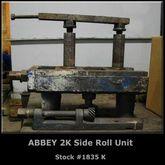 ABBEY 2K  Side Roll Unit #1835K